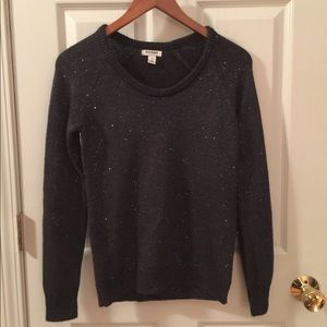 Old Navy Sweater w/ Light Sequin Detail-Size Small